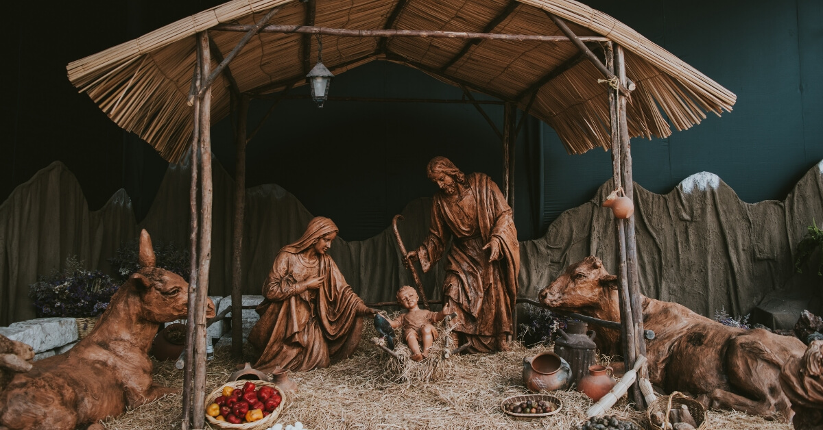 There'd Be No Christmas If Mary and Joseph Hadn't Listened to Their God-dream