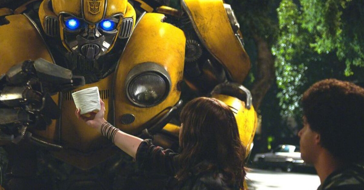 'BumbleBee' A Mix of Retro Nostalgia and Feel-Good Themes