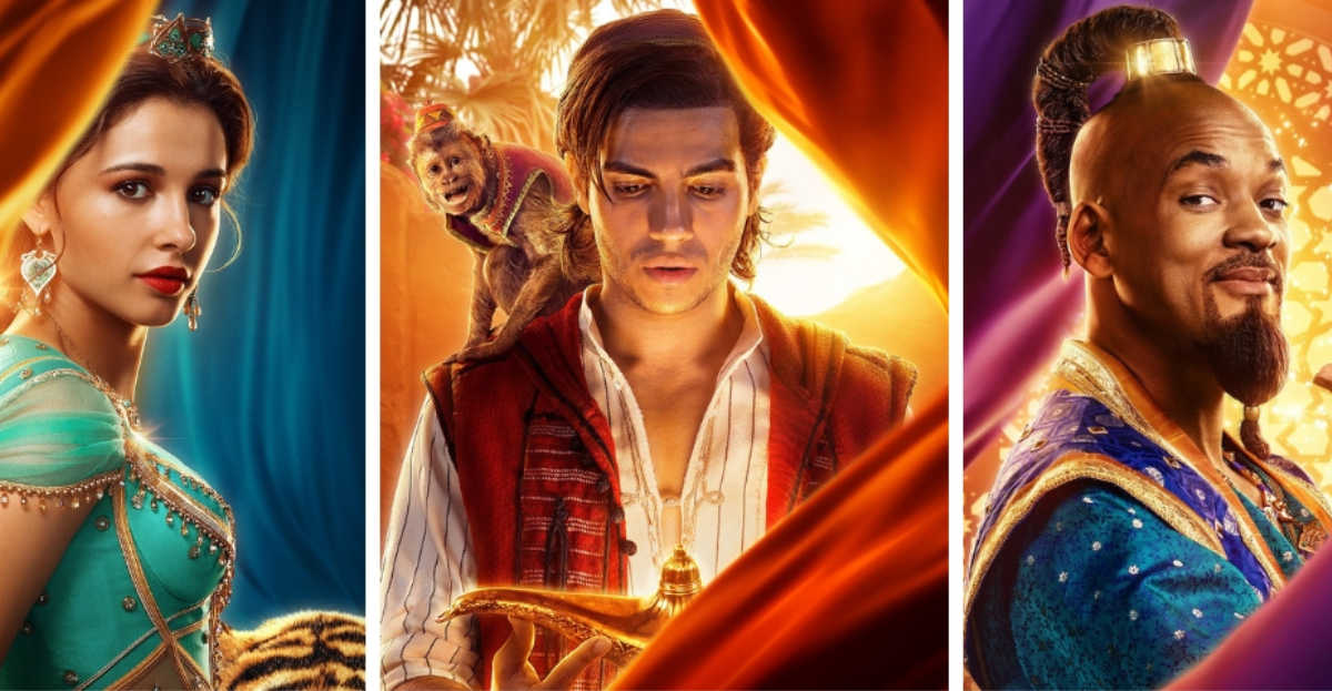 'Aladdin' Remake Throws a 'Fresh Prince' Twist on the '90s Classic