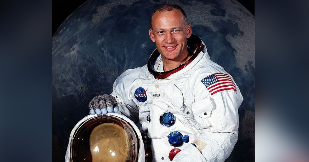 The Day Astronaut Buzz Aldrin Took Communion on the Moon