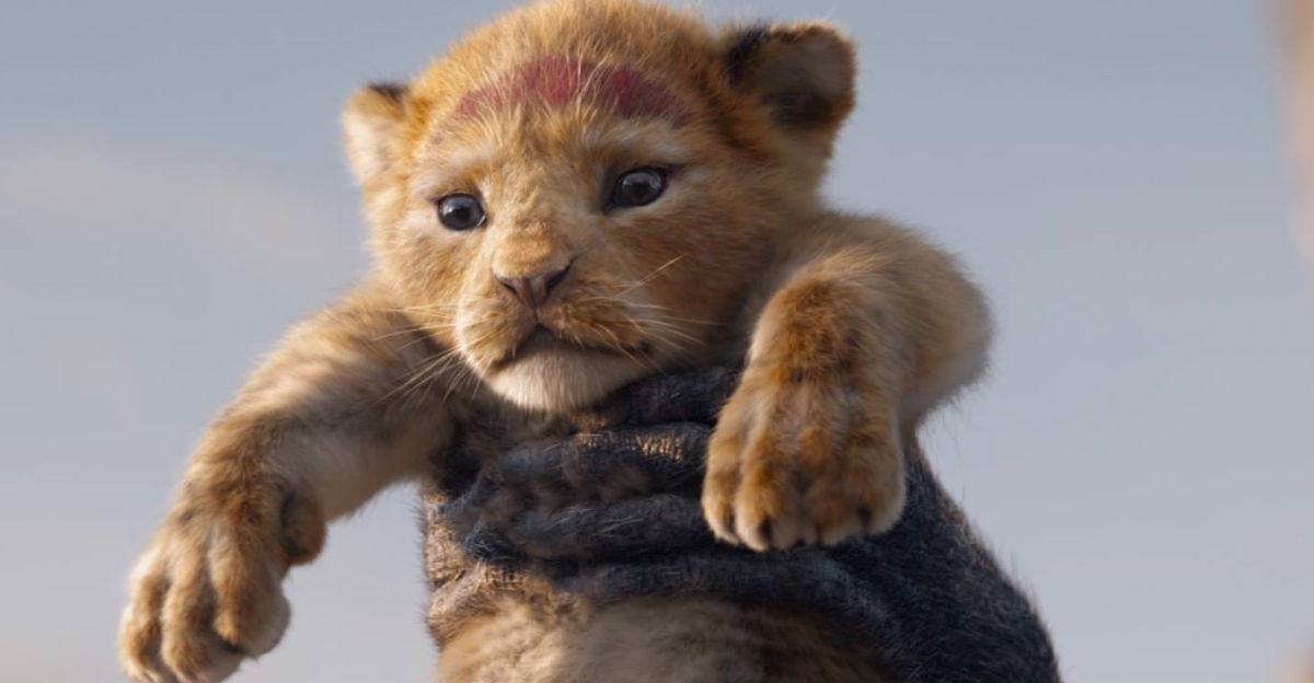'The Lion King' A Faithful Retelling – But a Little More Scary For Kids!