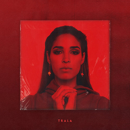"trala ""pray"" single cover"