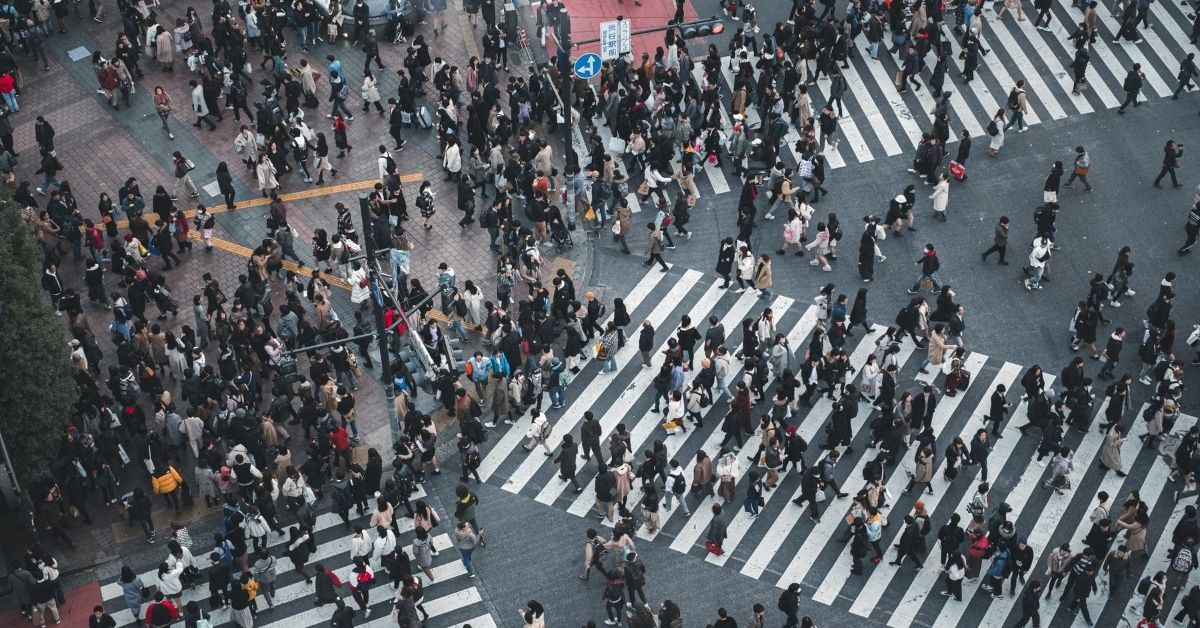 The Global Population is Set to Peak in 2064