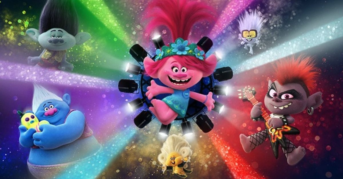 'Trolls: World Tour' is the Feel-Good-Glitter-Hype Your Family Needs this Year