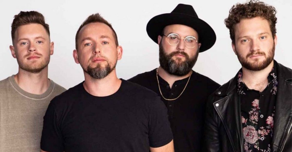 The Artist Spotlight with Darren Mulligan from We Are Messengers